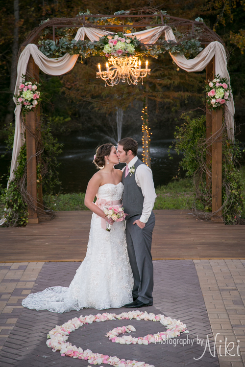 Country Lakeside Wedding Venue
