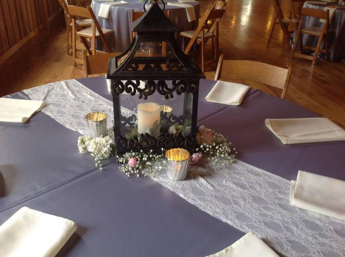 Led Lantern Centerpiece : Gallery the bride s attic wedding planner